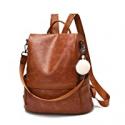 Deals List: Cheruty PU Leather Anti-theft Womens Casual Shoulder Bag