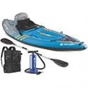 Deals List: Sevylor Quikpak K1 1-Person Kayak Blue 8-ft7-in x 3-ft