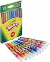 Deals List: Crayola Twistables Crayons Coloring Set, Twist Up Crayons for Kids, 10 Count