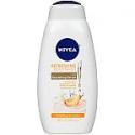 Deals List: NIVEA White Peach and Jasmine Body Wash with Nourishing Serum, 20 Fl Oz