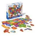 Deals List: Learning Resources Magnetic U.S. Map Puzzle 44 Pieces