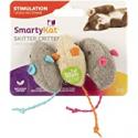 Deals List: 3CT SmartyKat Skitter Critters Cat Toy Catnip Mice