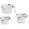 Deals List: Pyrex Glass Measuring Cup Set 3-Piece