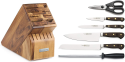Deals List: Wusthof 8727 Crafter Block Set, 7-Piece, Acacia
