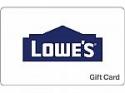 Deals List: $100 Lowe's e-Gift Card