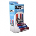 Deals List: 24CT Chap-Ice Assorted Lip Balms Cherry & Moisture SPF-15