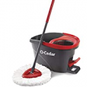 Deals List: O-Cedar EasyWring Microfiber Spin Mop, Bucket Floor Cleaning System
