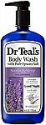Deals List: Dr Teal's Pure Epsom Salt Body Wash Soother & Moisturize With Lavender 24 Ounce