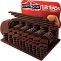 Deals List: Felt Furniture Pads X-Protector 181 Pack LE02