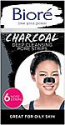 Deals List: 6-ct Biore Charcoal Nose Strips for Blackhead Removal