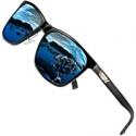 Deals List: Duco Mens Metal Classic Driving Polarized Sunglasses 3029H