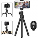 Deals List: Erligpowht Phone Tripod Portable Cell Phone Camera Tripod Stand