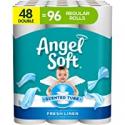 Deals List: 48-Count Angel Soft Toilet Paper w/Fresh Linen Scent