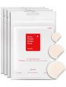Deals List: COSRX Acne Pimple Patch (96 counts) Absorbing Hydrocolloid Spot Treatment Fast Healing, Blemish Cover, 3 Sizes