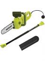 Deals List: Sun Joe CJ603E 15-Amp 1.7-Inch Cutting Diameter Electric Silent Wood Chipper/Shredder, green