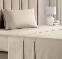 Deals List: Twin XL Sheet Set - 3 Piece - College Dorm Room Bed Sheets