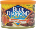Deals List: 2-Pack Blue Diamond Almonds Honey Roasted 6-Oz