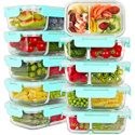 Deals List: 10-Pack Bayco Glass Meal Prep Containers 2 Compartment