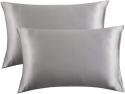 Deals List: Bedsure Satin Pillowcase for Hair and Skin Queen