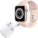 Deals List: Apple Watch Series 6 40MM GPS + Apple AirPods w/ Wireless Charging Case