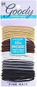 Deals List: 50-Count Goody Ouchless Women's Elastic Hair Ties (Neutral)