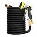 Deals List: Strommi 50-ft 4-layer Latex Core Expandable Garden Hose