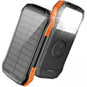 Deals List: Soxono 16000mAh Solar Charger Power Bank