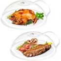 Deals List: EigPluy 2-Packs Microwave Splatter Cover