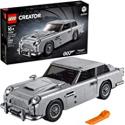 Deals List: LEGO Creator Expert James Bond Aston Martin DB5 Collectible Sports Car Model (10262)