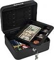 Deals List: Honeywell Safes & Door Locks - 6111 Convertible Steel Cash and Security Box