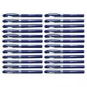 Deals List: Amazon Basics Rollerball Pen, Micro Point (0.5mm), Blue, 24 Pack