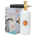Deals List: Foseal Snow Foam Lance Jet Wash Pressure Car Washer