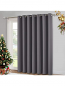 Deals List: NICETOWN Black Blackout Curtain Blinds - Solid Thermal Insulated Window Treatment Blackout Drapes/Draperies for Bedroom (2 Panels, 42 inches Wide by 63 inches Long)