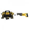 Deals List: DEWALT 2-Tool 20-Volt Max Brushless Power Tool Combo Kit with Soft Case (2-Batteries and charger Included) DCK277C2DCS380B