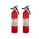 Deals List: 2-Pack Kidde FA110 Multi-Purpose Home Fire Extinguisher
