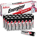 Deals List: Energizer AA Batteries, Double A MAX Alkaline Battery 24-Ct