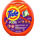 Deals List: Tide Pods 3 in 1, Laundry Detergent Pacs, Spring Meadow Scent, 81 Count