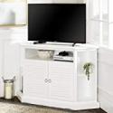 Deals List: Walker Edison 52-inch Wood Corner TV Stand Console
