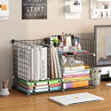 Deals List: Aeitc Desktop Bookshelf Desk Storage Organizer