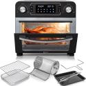 Deals List: Deco Chef 24-Qt Air Fryer Countertop Toaster Oven w/Accessories