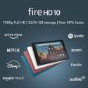 """Deals List: Fire HD 10 Tablet (10.1"""" 1080p full HD display, 64 GB) – Black (2019 Release)"""
