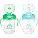 Deals List: 2-Pack Amazon Brand Mama Bear Weighted Straw Sippy Cup