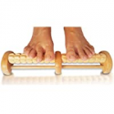 Deals List: TheraFlow Foot Massager Roller Plantar Fasciitis Trigger Point Therapy