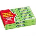 Deals List: WRIGLEY'S DOUBLEMINT Gum, 5 stick pack (40 Packs)