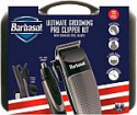 Deals List: Barbasol - 20-Piece Ultimate Grooming Pro Hair Clipper Kit, CBH1-4003-KIT