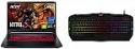 "Deals List: Acer Nitro 5 AN517-54-77KG, 17.3"" FHD 144Hz Laptop (i7-11800H, RTX 3050Ti 16GB, 1TB SSD) + Acer NKB810 Nitro Gaming Keyboard"