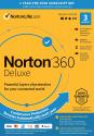 Deals List:  Norton 360 Deluxe 2021 Antivirus Software Key Card (3 Devices, 12 Months)