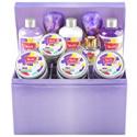 Deals List: 12-Pcs Bffbeauty Lavender Spa Bath Set with Jewellery Box