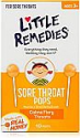 Deals List: Little Remedies Sore Throat Pops, Made With Real Honey, 10 Count