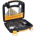 Deals List: Amazon Basics Drill and Driver Multi-Bit Set - 100-Piece